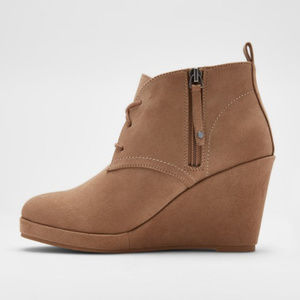 04104c509bc DV by Dolce Vita Shoes - dv by dolce vita Terri Wedge Booties